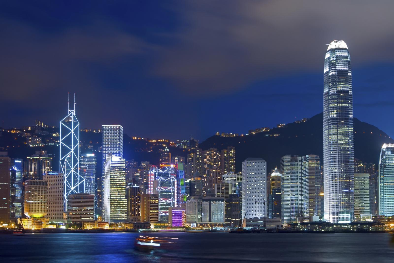 Feng Shui Of Ifc International Financial Center The