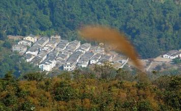 Hakka Village at Lai Chi Wo in Double Heaven