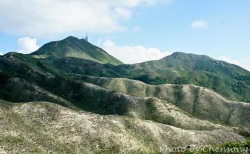 Castle Peak at Tuen Mun | Pui To Shan | 青山 | 杯渡山 | 屯門