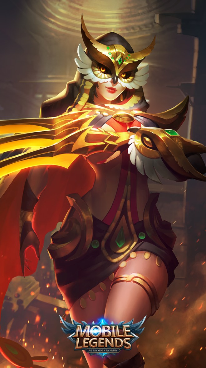 desktop wallpapers - hero mobile legends natalia (#1012021