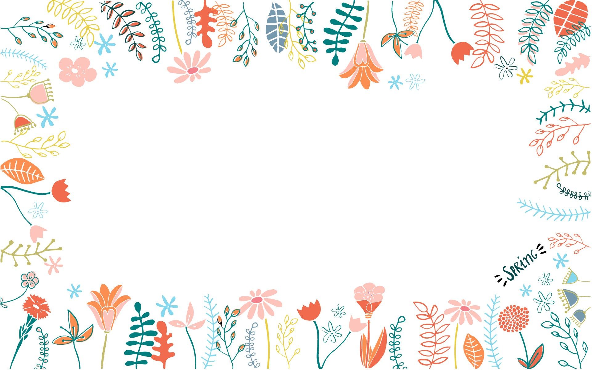 Free Desktop Wallpaper Watercolor Floral Desktop 150207 Hd Wallpaper Backgrounds Download