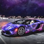 Galaxy Wallpaper Cool Lamborghini