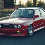 Old Car Car Evening Drift Morning Bmw Sports Old Bmw Drift Car 1775664 Hd Wallpaper Backgrounds Download