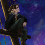 Treasure Planet 壁紙 Containing A Business Suit Titled Jim Hawkins Treasure Planet Fanart 1786484 Hd Wallpaper Backgrounds Download