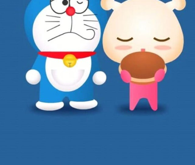 Wallpaper Doraemon Lucu Doraemon  Hd Wallpaper