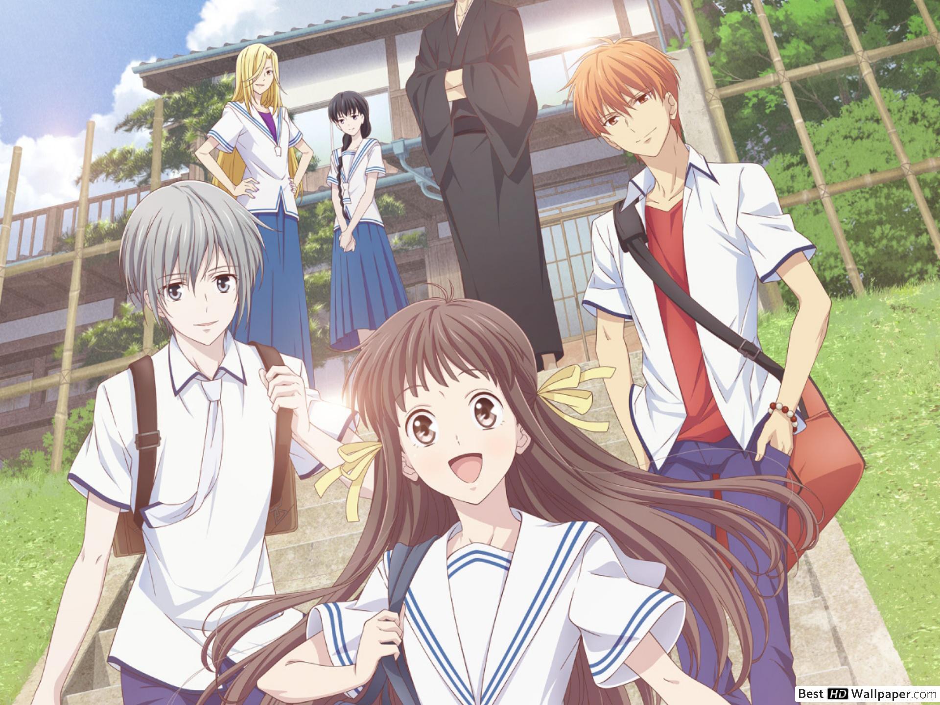 Fruit Basket Anime 2019 3078737 Hd Wallpaper Backgrounds Download