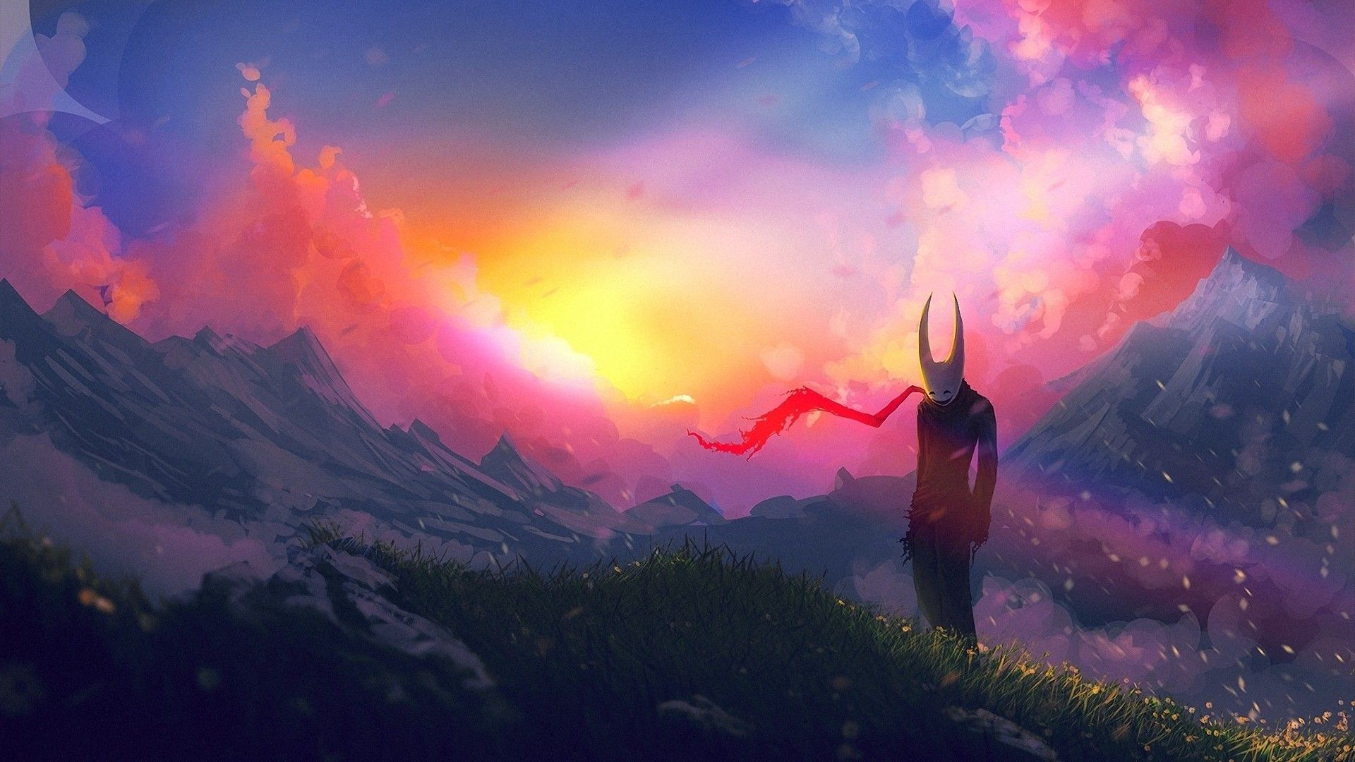Anime In Nature Hd Anime 4k Wallpapers Images Backgrounds Anime Landscape Wallpaper 4k 491203 Hd Wallpaper Backgrounds Download