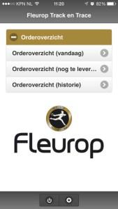 Thinkwise Fleurop app