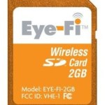Eye-Fi – Wireless Downloading of Photos