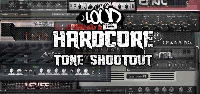 Hi Gain Hardcore Guitar VST Shootout