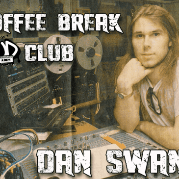 Coffee Break Club: Dan Swanö