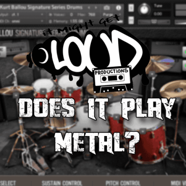 Kurt Ballou Drums: Does it Play Metal?