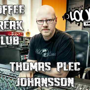"Coffee Break Club: Thomas ""Plec"" Johansson"