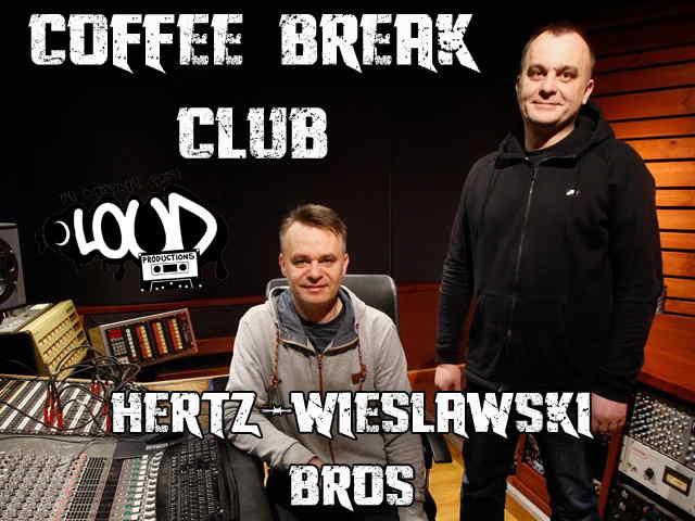 Coffee Break Club: Hertz Wieslawski Bros