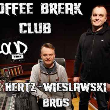 Coffee Break Club: Hertz Wieslawski Bros