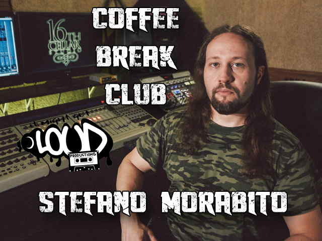 Coffee Break Club: Stefano Morabito