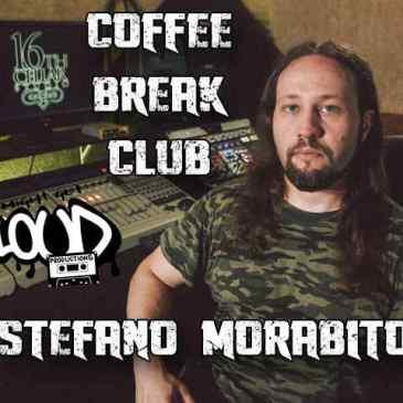 Coffee Break Club: Stefano Morabito
