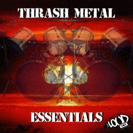 Thrash Metal Essentials MIDI Pack