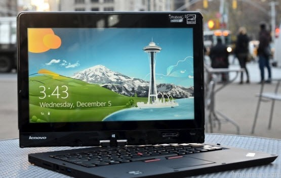 Lenovo ThinkPad Twist Review
