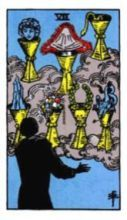 THE SEVENS OF CUPS