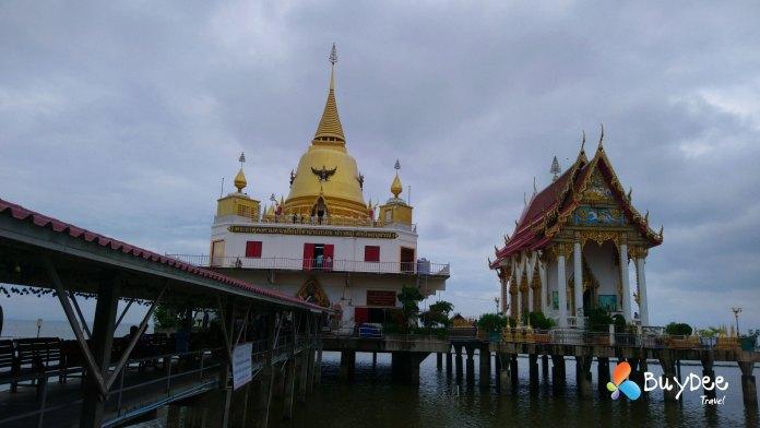 เจย์ดีวัดหงษ์ทอง (Wat HongThong) กลางทะเล บางปะกง