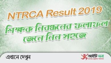 NTRCA Final Result 2019 | ngi.teletalk.com.bd