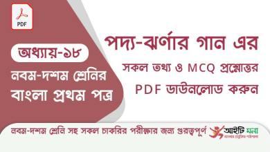 ssc-bangla-first-paper-mcq-pdf-download-chapter-18