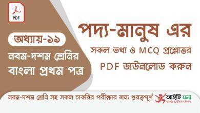 ssc-bangla-first-paper-mcq-pdf-download-chapter-19