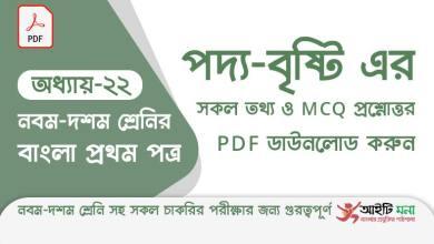 ssc-bangla-first-paper-mcq-pdf-download-chapter-22