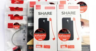 [รีวิว] Freshgadget Power bank Yoobao Share Series