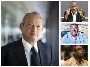 Africa's Top 10 richest in tech.