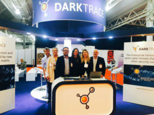 Darktrace is the world's leading machine learning company for cyber security.