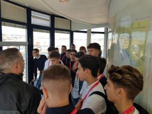A.S. 2018/2019 - Classe IV Bc - Torre dei piloti di Napoli