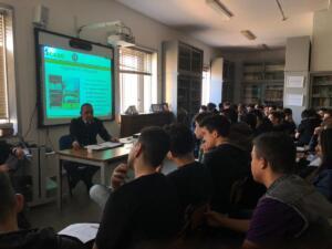 a.s. 2018/2019 - Progetto Icaro 19  Educazione stradale e educazione alla legalità classi 1,2 C e 1 D