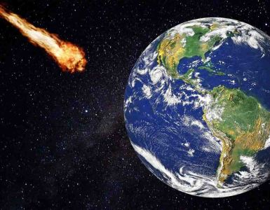 Asteroid 1999 OR2