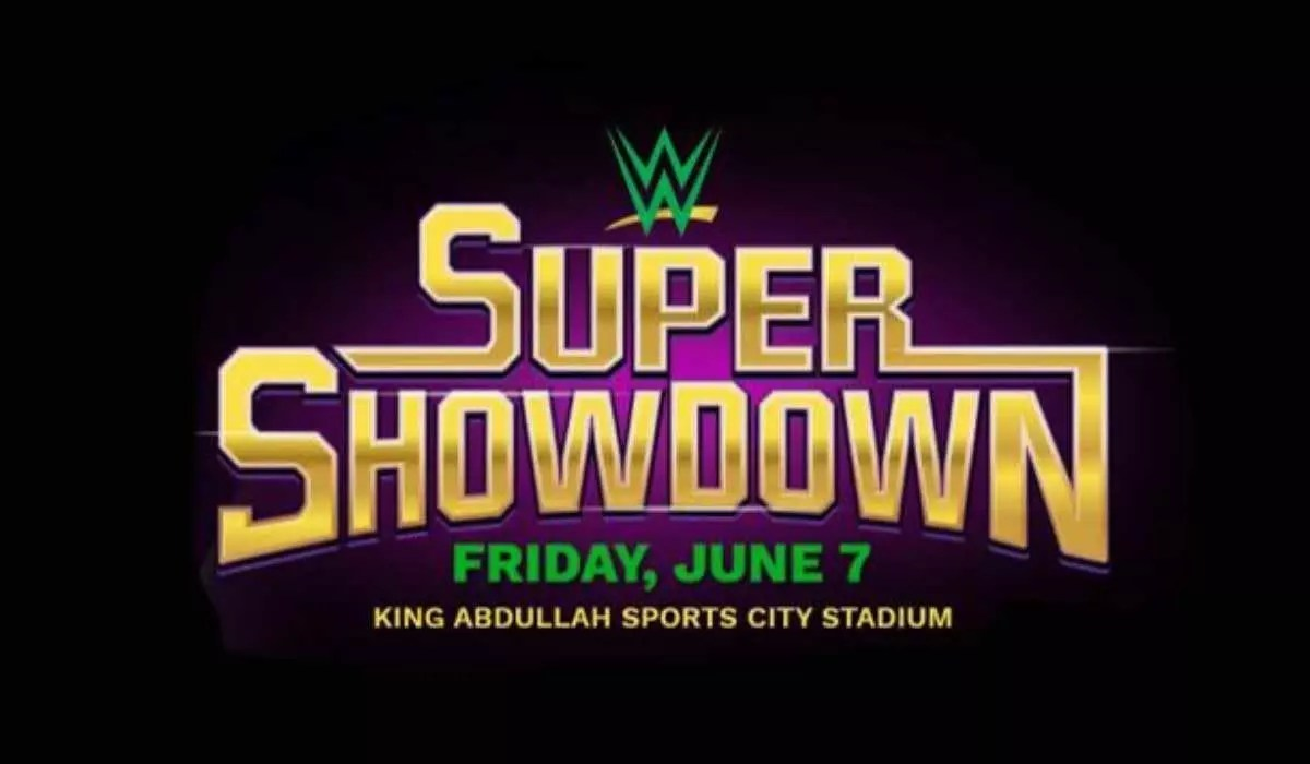 Wwe Super Showdown 2019 Live Results And Updates Itn Wwe