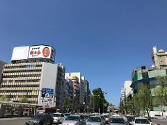 新潟、スッキリ天気