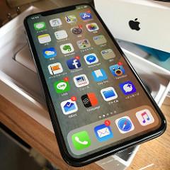 iPhone Xsが来た