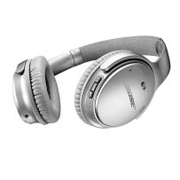 QuietComfort 35 - Bose wireless headphones - Silver