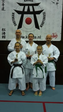 Shotokan Toernooi 9