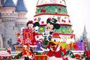 Disneyland Paris: inaugurato il Magico Natale Disney con i festeggiamenti per i 90 anni di Topolino