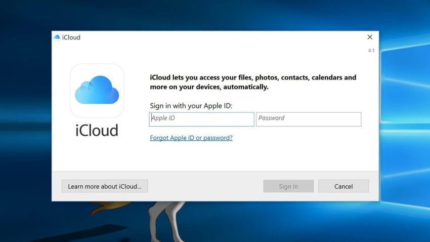Apple e Microsoft insieme per i problemi di iCloud per Windows