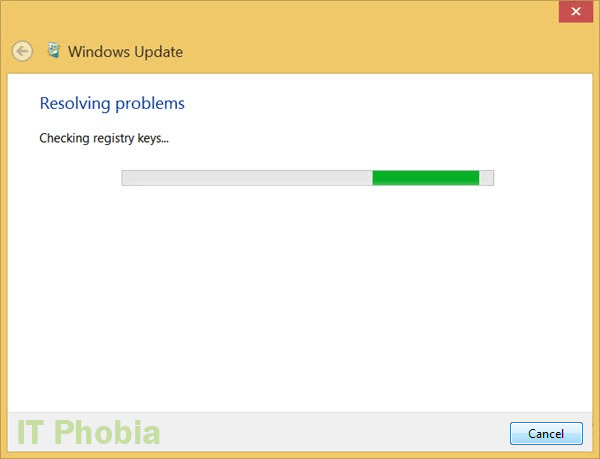 Windows modules installer worker - Windows update