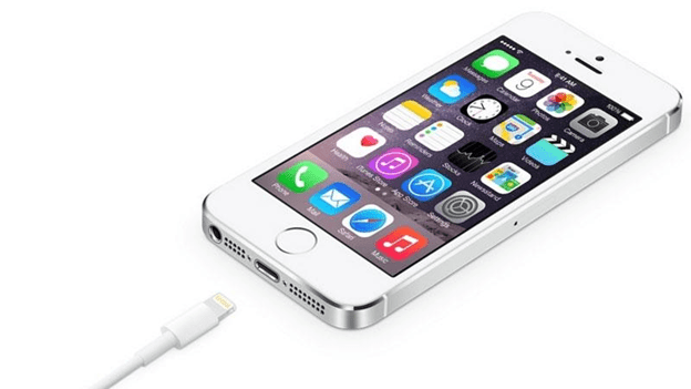 iPhone DFU Mode connect