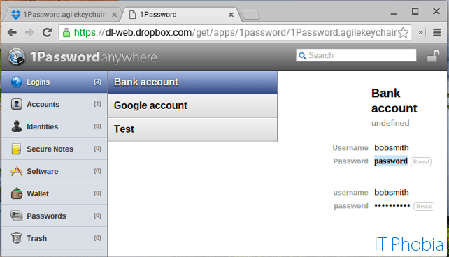 1password anywhere dropbox