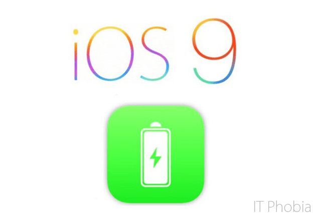 iOS 9 Battery Drain intro