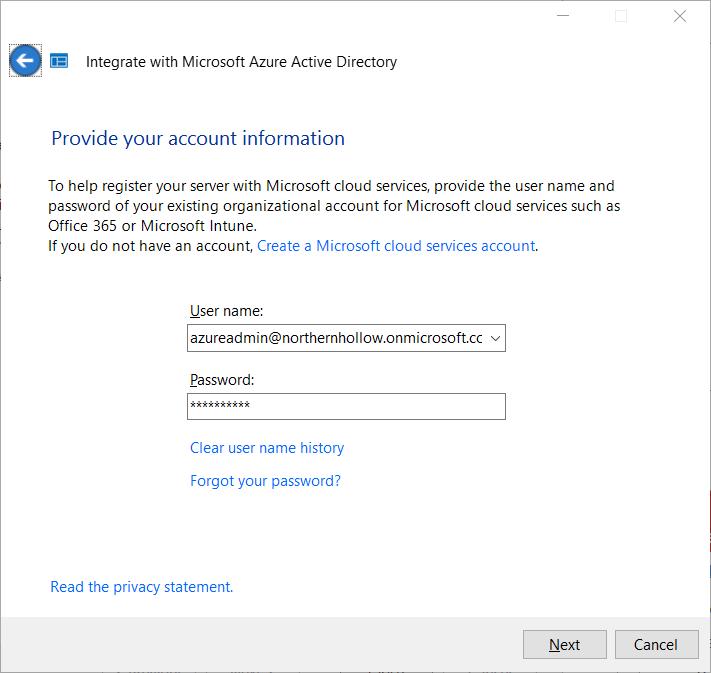 2016 Essentials Integration Azure Ad Office 365 Itpromentor