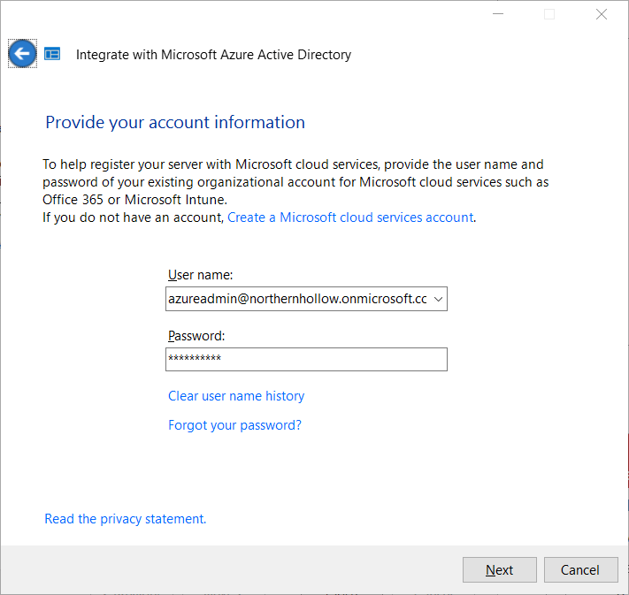 2016 Essentials Integration: Azure AD & Office 365 – ITProMentor