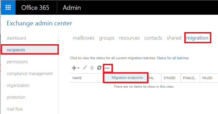 How to perform a Cutover Migration to Office 365 – ITProMentor