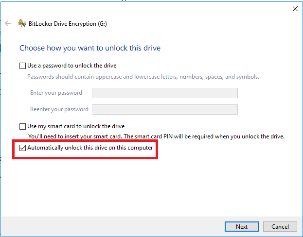 How to Encrypt your Hyper-V Host Server using the GUI